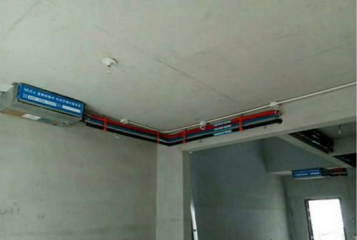 龙湖滟澜山别墅中央空调安装