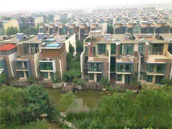 北京境界家园小区购买中央空调、地暖案例