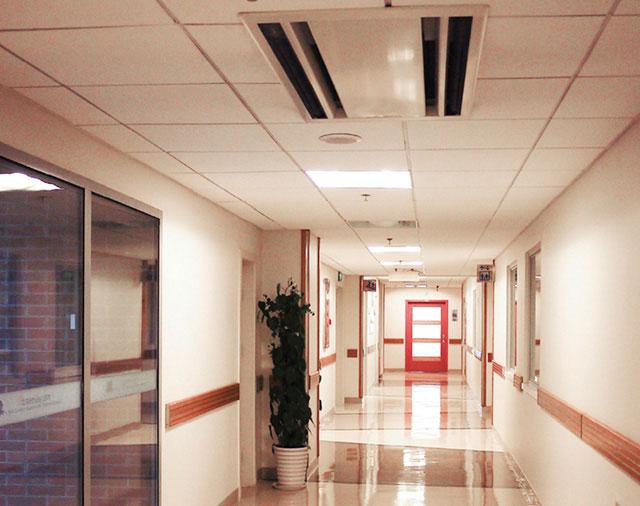 医院安装大金中央空调案例
