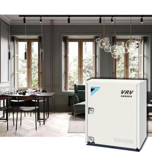 全变频系列风冷冷水/热泵机组