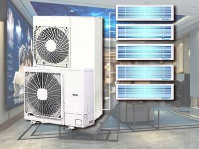 家用风管机空调