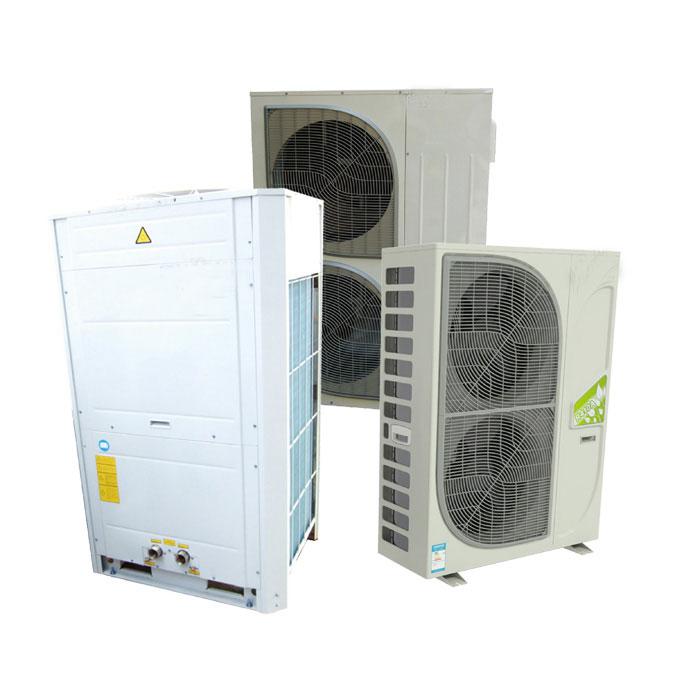 风冷冷水热泵模块机